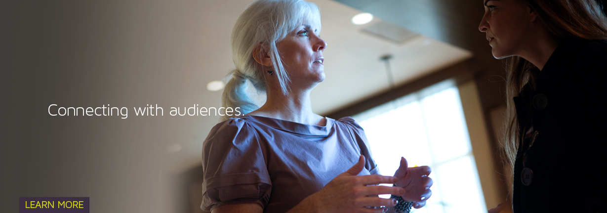 ConnectingWithAudiences